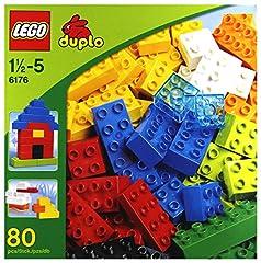 Idea Regalo - Lego Duplo 6176 - Primi Mattoncini, Confezione Maxi