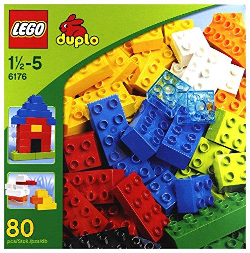 Lego Eimer Duplo (LEGO Duplo 6176 - Grundbausteine)