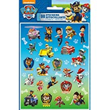 Paw Patrol Stickers [4 Sheets]