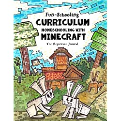 Fun-schooling Curriculum: Homeschooling With Minecraft - the Beginners Journal Animal and Farm Theme