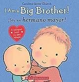 I Am a Big Brother! (Spanish Edition) by Caroline Jayne Church (2015-08-25)