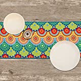Ecliptic Lei Table Runner