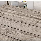 Tischdecke Holzkorn Leinen Imitation Rinde Home Dekoration Tischdecke , B , 120*160cm