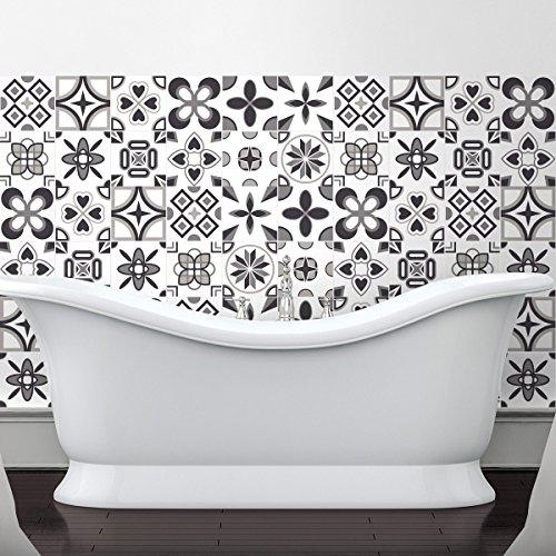 60 adesivi adesivi piastrelle | Adesivo Piastrelle – Mosaico ...