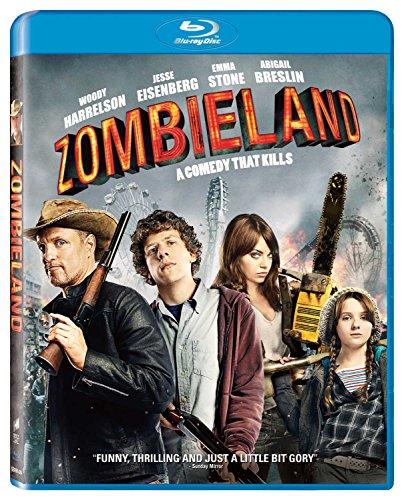 Zombieland [Reino Unido] [Blu-ray] 61wWDdSs9ZL