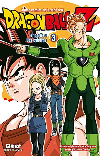 Dragon ball Z - Cycle 4 Vol.3