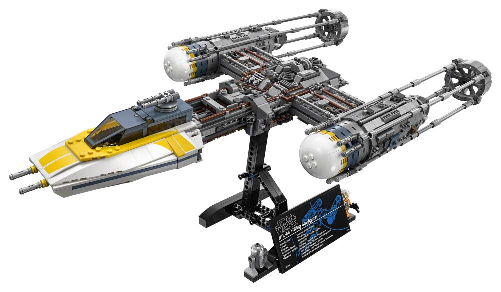 Lego Star Wars - Starfighter 4 spesavip