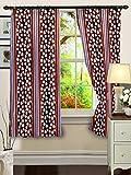 Cenizas Fancy Polyster Window Curtain 1 ...