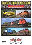 Taconite Trains of Minnesota Volume 2 - Change on the Range by Cyprus Northshore Mining Railroad