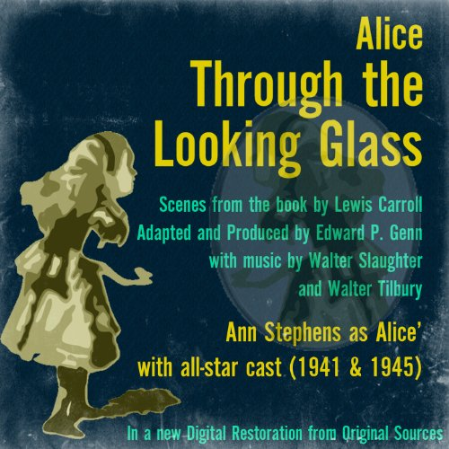 Through the Looking Glass: Sound the Festal Trumpets / Scene with Red and White Queens: Final Chorus: Wake, Alice