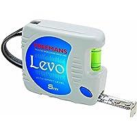 Freemans Levo Steel Measuring Tape 5 Meter X 16 Mm With Level Measuring (1.00)