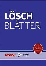 Brunnen 1041550 Löschblattblock (A5, 10 Blatt)
