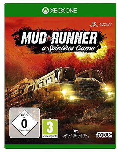 Spintires: MudRunner - Xbox One