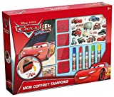 Canal Toys CT04605 - Loisir Créatif - Cars - Coffret Tampons