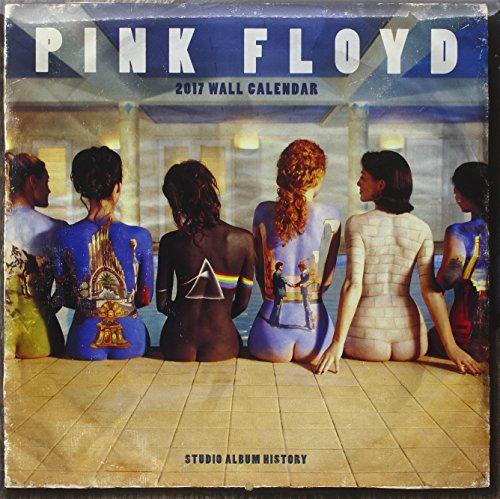 Pink Floyd Calendar 2017 Square por From Pink Floyd
