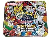 #4: SBS Pokemon Go 6 Fates collide Series Trading Card Metallic Box Pack