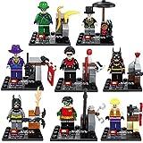 Set minifiguras compatible con Lego Marvel Heroes DC sy171