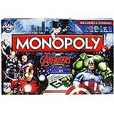 Vengadores Juego de Mesa Monopoly *Edición Inglés*