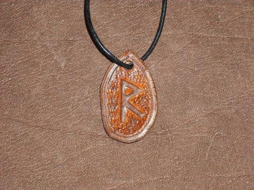 Preisvergleich Produktbild Runenamulet - Raidho