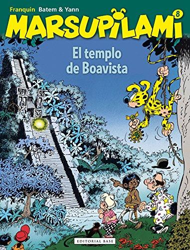 El templo de Boavista (Marsupilami)