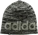 Adidas NEO Logo Beanie, mehrfarbig (Black/Negro/Grpumg), OSFM