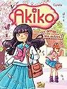 Akiko - Tome 1 - Une amie pas comme les autres ! par Cyrielle