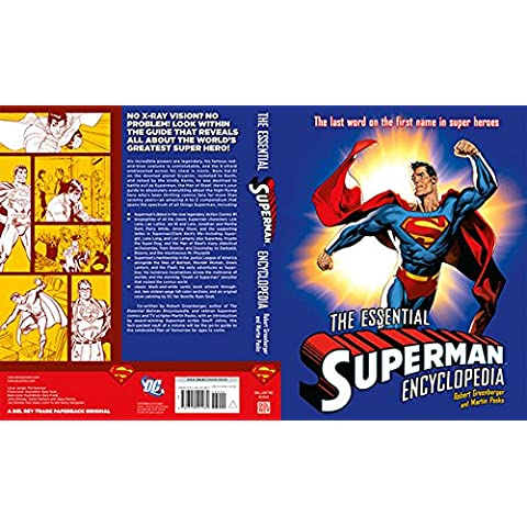 The Essential Superman Encyclopedia (With Bonus Pull-out Poster)