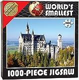 World's Smallest Jigsaw Neuschwanstein Castle