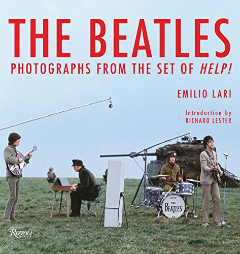 The Beatles: Photographs from the Set of Help! - Die Beatles-videos