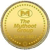 Muthoot Gold Bullion Corporation 24k  999.9  Yellow Gold Coin   1g