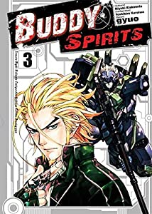 Buddy Spirits Edition simple Tome 3