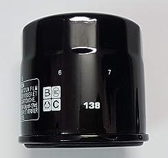 Open Throttle Racers KN138 Engine oil filter