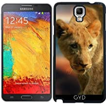 Funda para Samsung Galaxy Note 3 Neo/Lite (N7505) - Lion_2015_0101 by JAMFoto