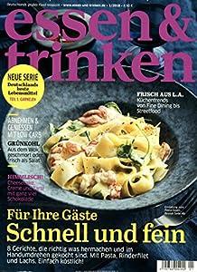 Essen Und Trinken Zeitschrift essen trinken amazon de zeitschriften