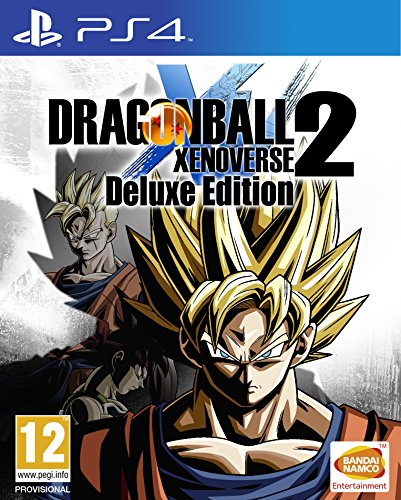 Dragon Ball Xenoverse 2 - Deluxe Edition - PlayStation 4