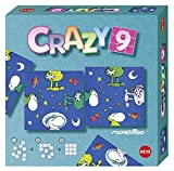 Heye 28504 Crazy9 Space, Mordillo, Legespiel, Blue