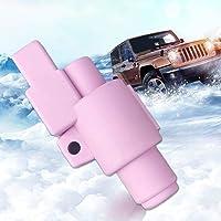 GOTOTOP Frese per iniettori Diesel Confezione da 7 Pezzi Set di Attrezzi Fresa Iniettore Diesel per sede di Tenuta