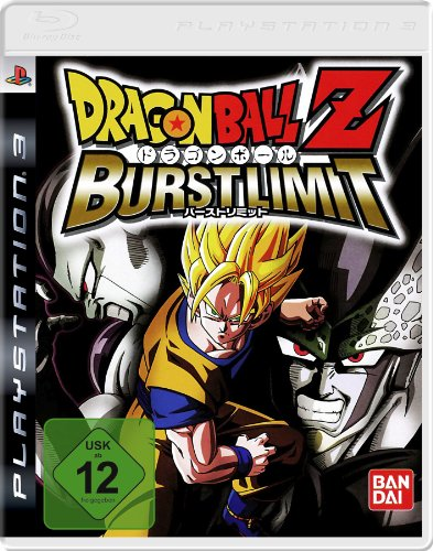 Dragonball Z - Burst Limit PS3