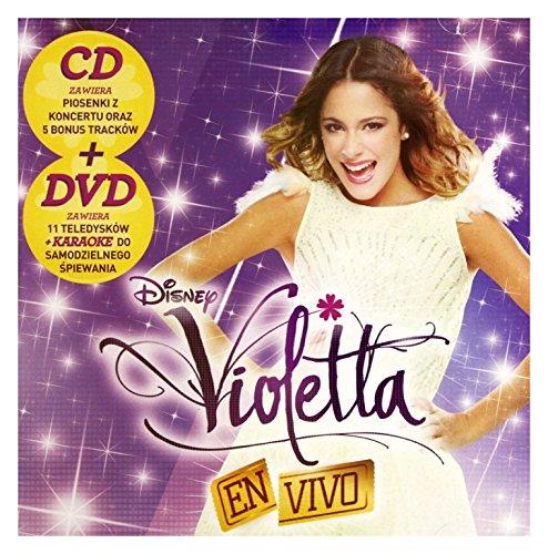 Violetta - En Vivo [CD]+[DVD]