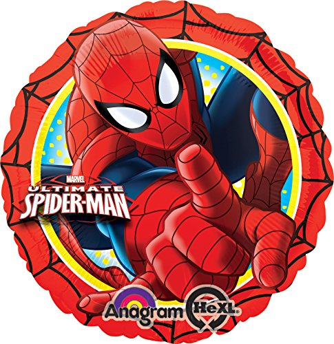 BIGIEMME S.R.L. Folienballon Spiderman