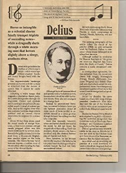 Frederick Delius: Music with the Imprint of Florida by [White, Dale Andrew]