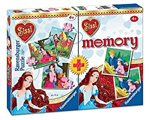 Sissi - Multipack Memory + 3 Puzzles (Ravensburger 68791)