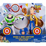 Toy Story Woody and Buzz Lightyear Arcade 2-Pack