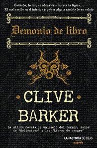 Demonio de libro par Clive Barker
