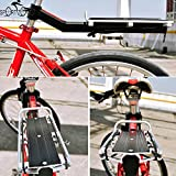 Best Rear Bike Rack - LIGHTER HOUSE Luggage Bicycle Accessories Equipment MTB Bike Review