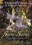 Das Feen-Tarot: 78 Karten mit Anleitungsbuch - Doreen Virtue, Radleigh Valentine