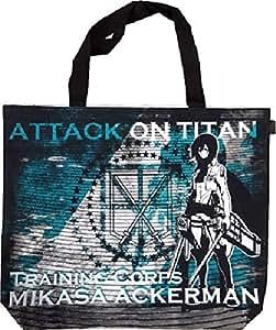Attack on Titan :  Sac Tote un Mikasa Big