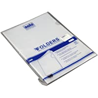 Solo LF111 Clear Holder (Transparent White, Pack of 10)