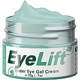 Bella Vita Organic Eyelift Eye Cream Gel For Dark Circles, Puffy Eyes, Wrinkles & Removal Of Fine Lines For Women & Men…