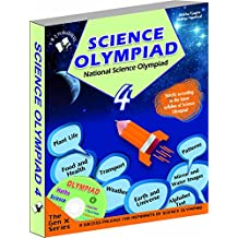 National Science Olympiad - Class 4  with CD: Theories with Examples, Mcqs and Solutions, Previous Questions, Model Test Papers